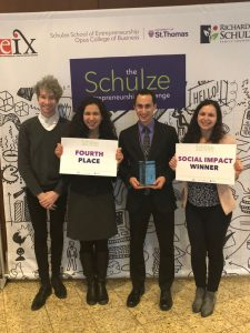 e-fest schulze entrepreneurship competition